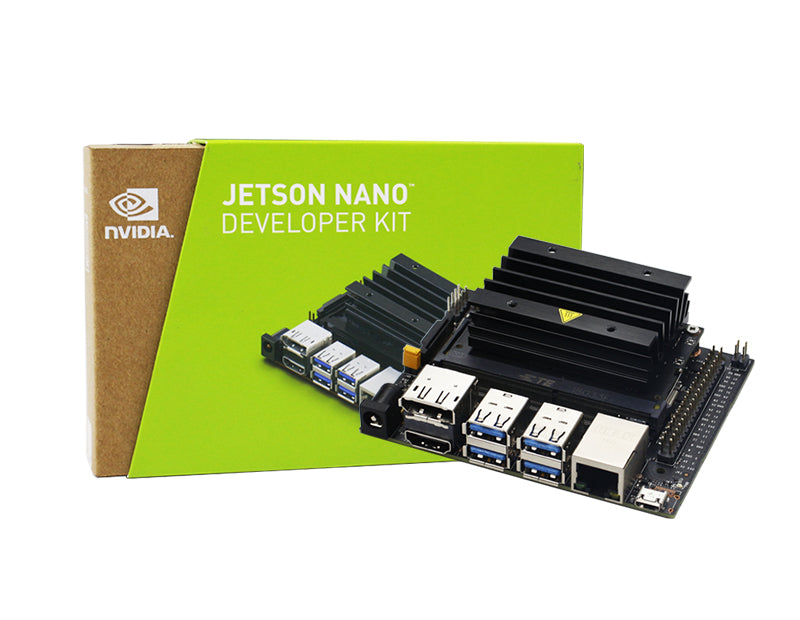 NVIDIA JETSON NANO 4GB (B01) board and starter kit