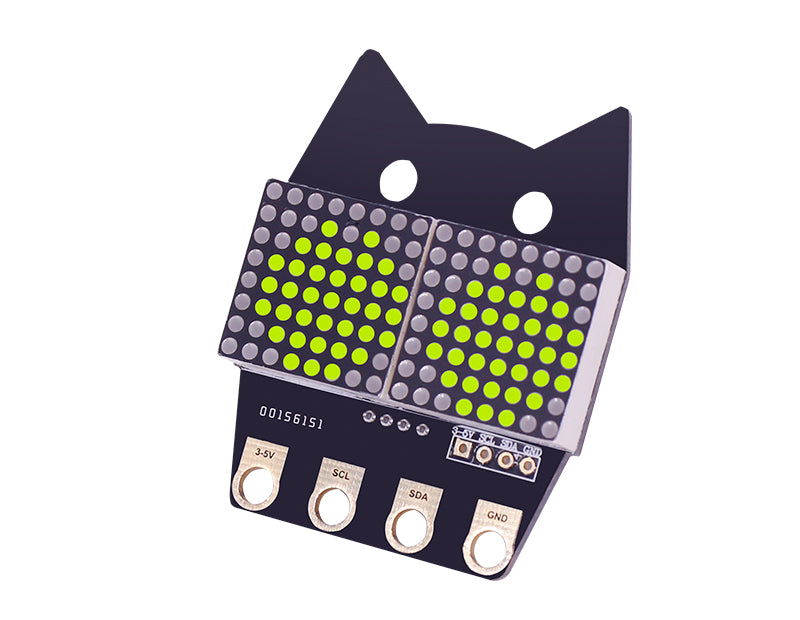 Yahboom LED:bit dot matrix module for micro:bit