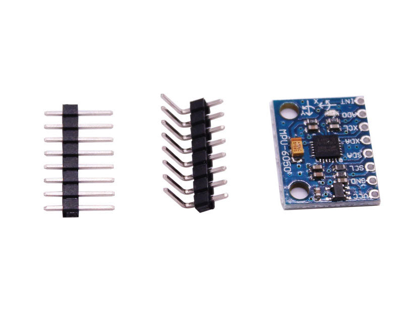 Yahboom MPU6050 3 Axis Acceleration Accelerometer Gyroscope
