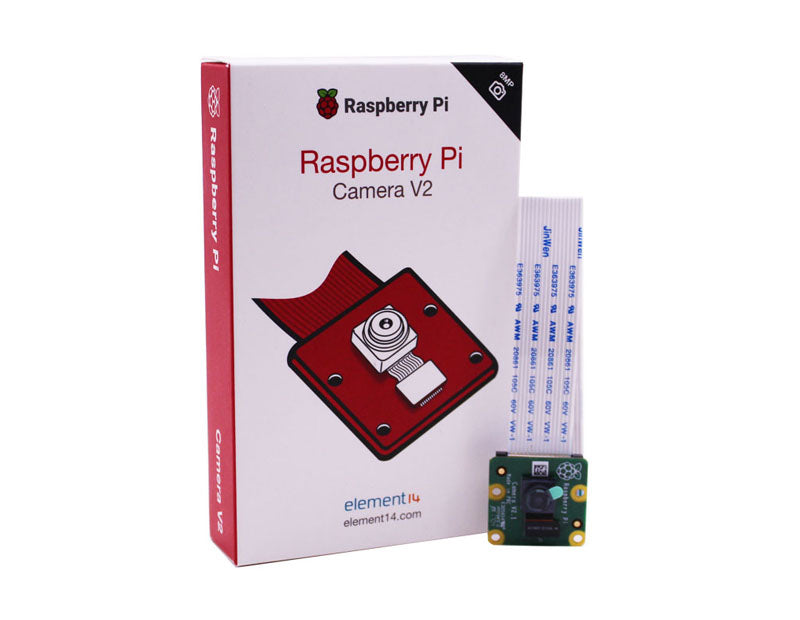 Official Raspberry Pi Camera Module V2 for 3B+/4B