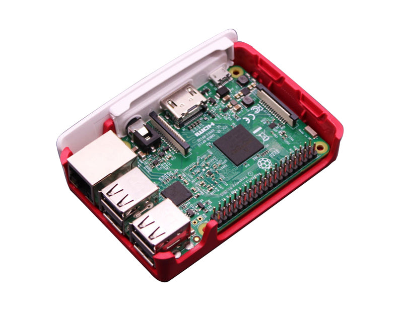 Original official Raspberry Pi 3 model B/B+ box