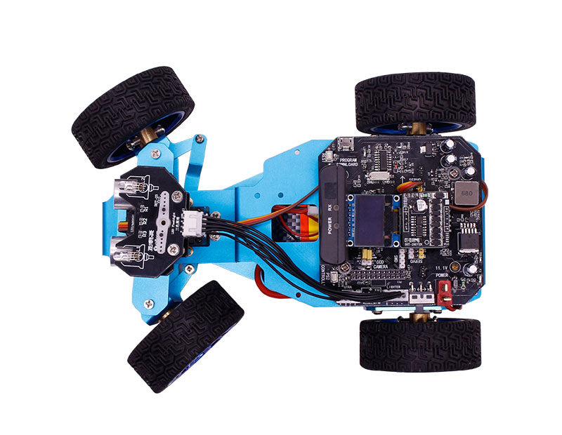 Yahboom STM32 Visual tracking robot car
