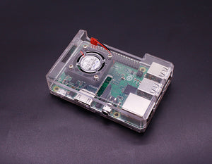 Raspberry Pi ABS case for 3B/3B+
