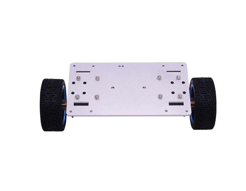 Balance car aluminum alloy base plate kit