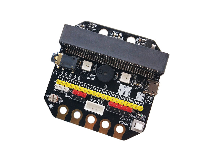 Yahboom Basic:bit IO expansion board for micro:bit