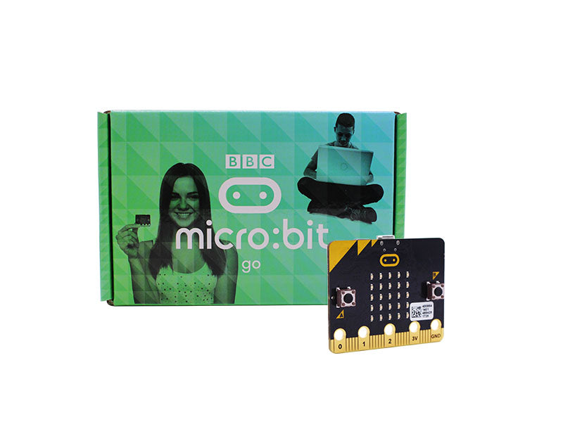 BBC Micro:bit Go version