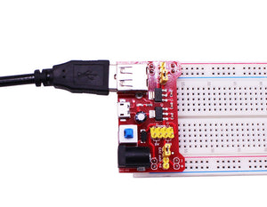 3.3V/5V power supply module for micro:bit