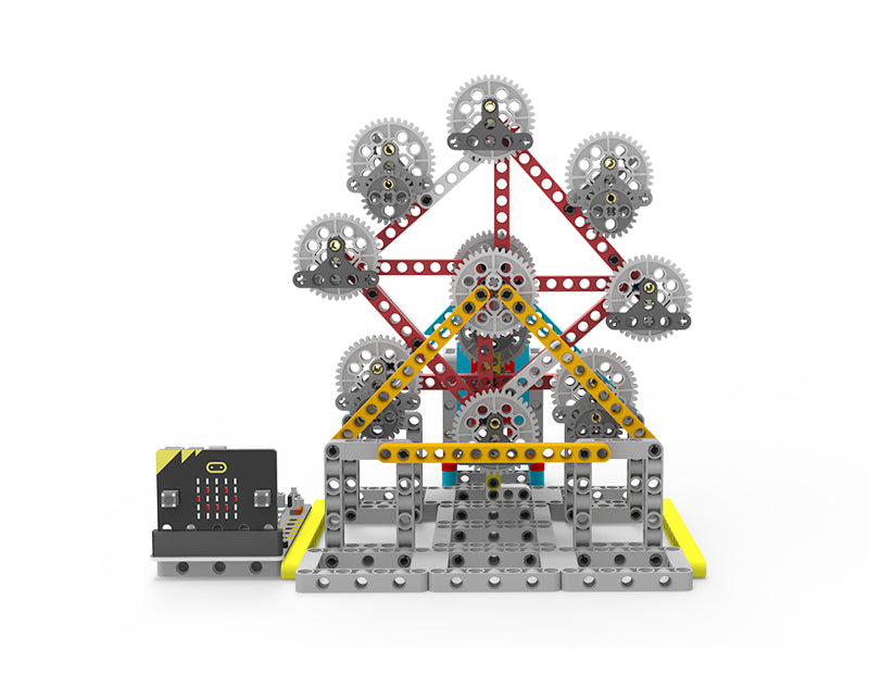 Yahboom programmable Spin:bit based on Micro:bit compatible with LEGO