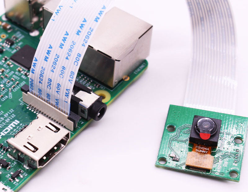 Raspberry Pi  5M 1080p OV5647 Sensor Wide Angle Camera Module for 4B/3B+