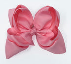 "8"" Double stacked Bows- PLEASE SELECT YOUR COLOR!!!!"