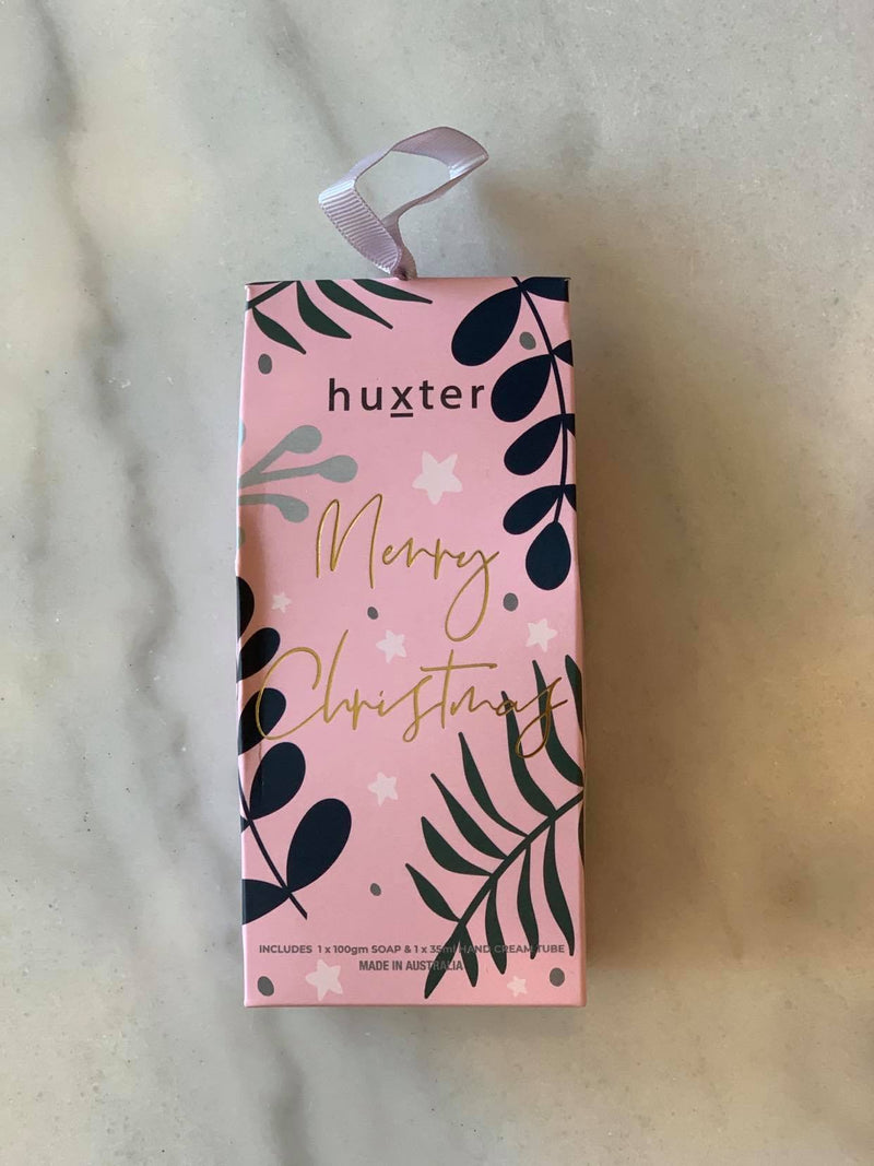 Huxter Hand Care Kit Pink