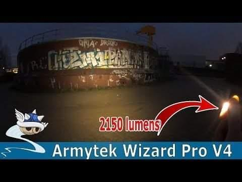 Test et Review Armytek Wizard Pro XHP50 Warm 2150 Lumens par Djodei !