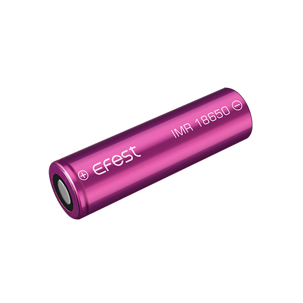 Batterie Efest IMR 18650 - 3000mAh 35A - NYCTALOPE