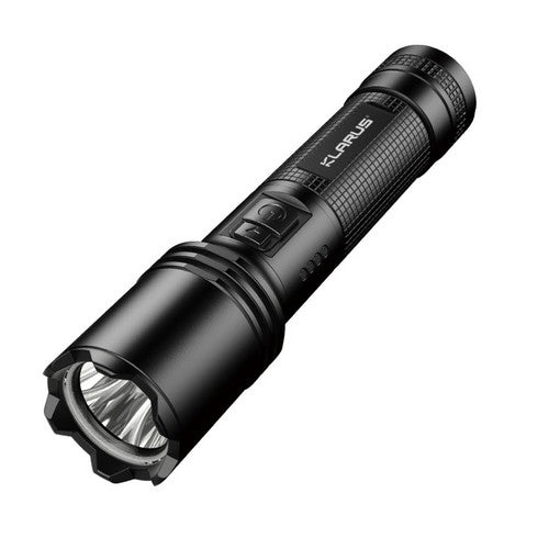 Lampe Torche Rechargeable Klarus A1 – 1100 Lumens - NYCTALOPE