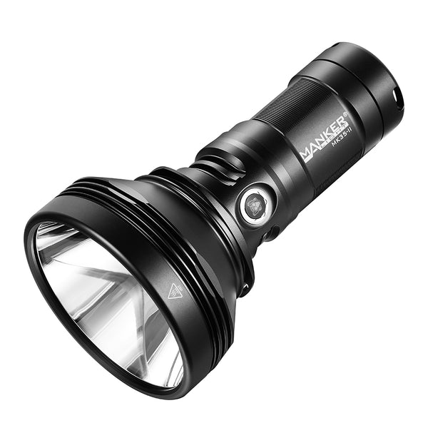 Lampe Torche Manker MK35 II – 6000 Lumens | Nyctalope