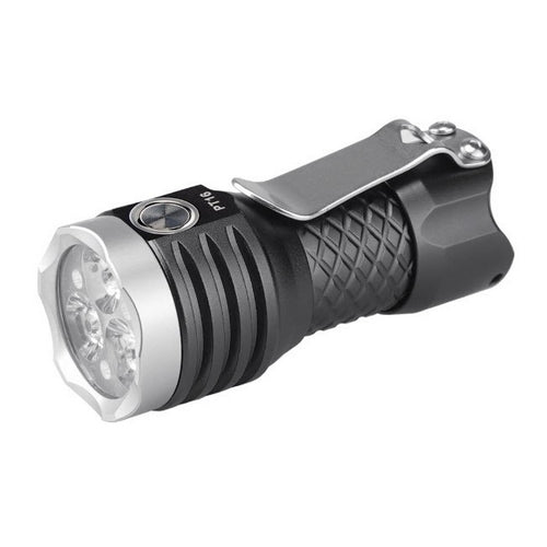 Lampe Torche MecArmy PT16 – 1100 Lumens | Nyctalope