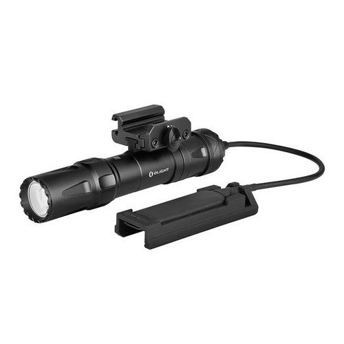 Lampe Torche Olight Odin – 2000 Lumens – Fixation Picatinny et Switch - NYCTALOPE