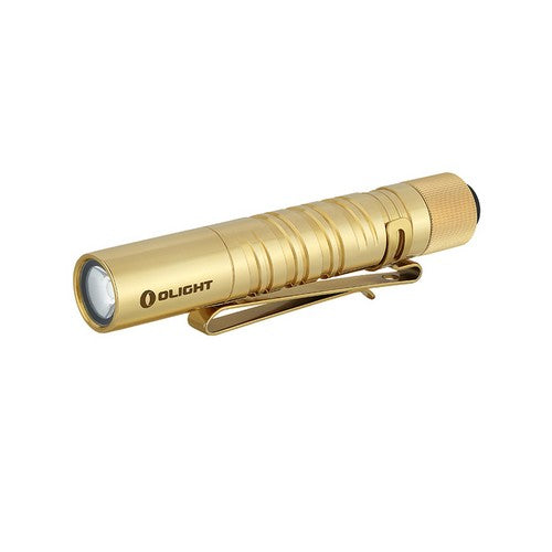 Lampe Torche Olight i3T EOS – 180 Lumens – Laiton - NYCTALOPE