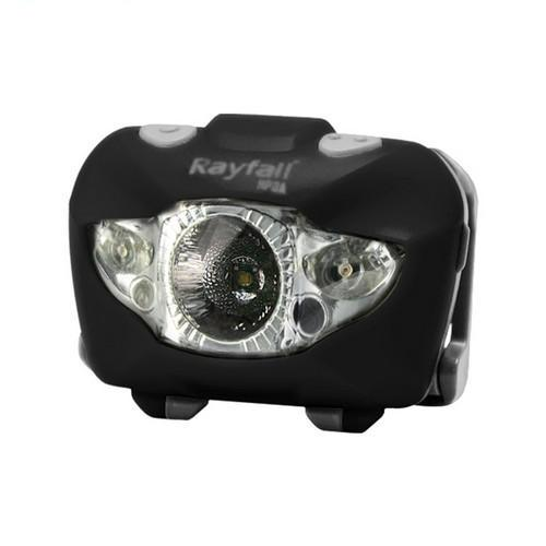 Lampe Frontale Rayfall HP3A-S - 160 Lumens | Nyctalope