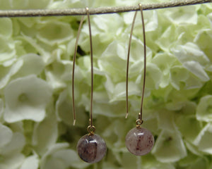 Mix Colored Tourmaline Earring