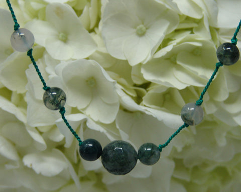 African Jade Necklace