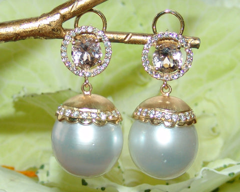 South Sea Pearl Earring