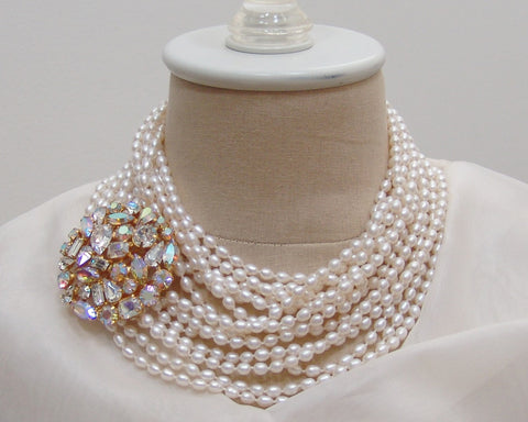 Freshwater Pearls Strand