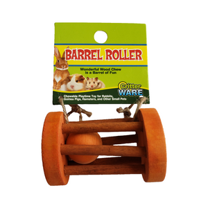 Ware Barrel Roller Small Animal Chew