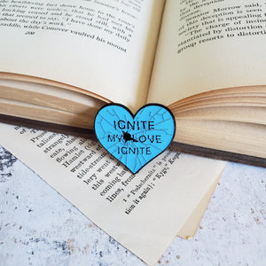 Shatter Me pin