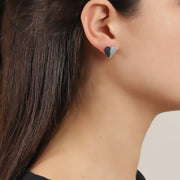 Multi Ebony Earring