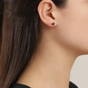 Black Galaxy Earring