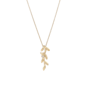 White Forever Diamonds Necklace