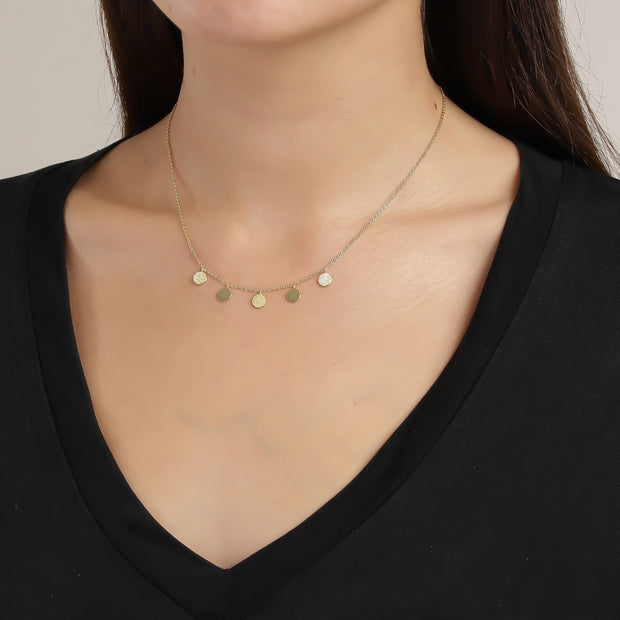 Plain Harmony Necklace