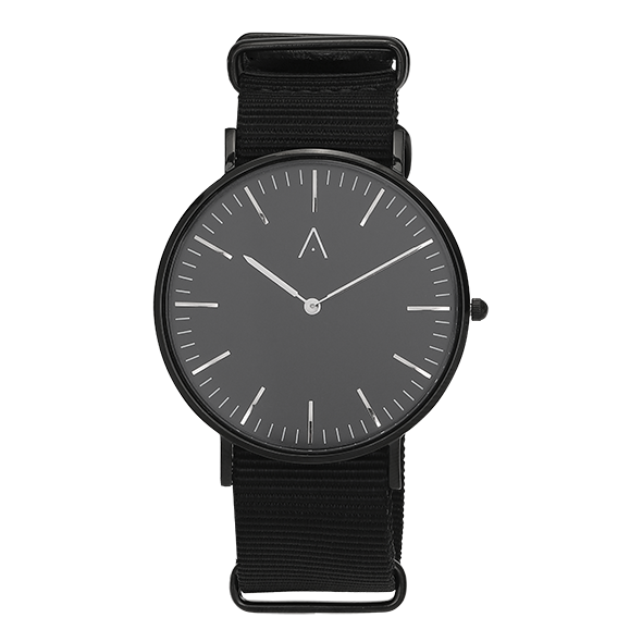 Black Watches Watch