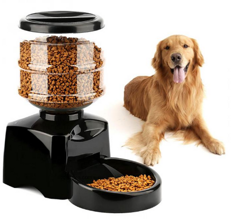 Automatic Pet Feeder For Dogs And Cat