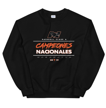 CHANGOS Unisex Sweatshirt (National Champions)