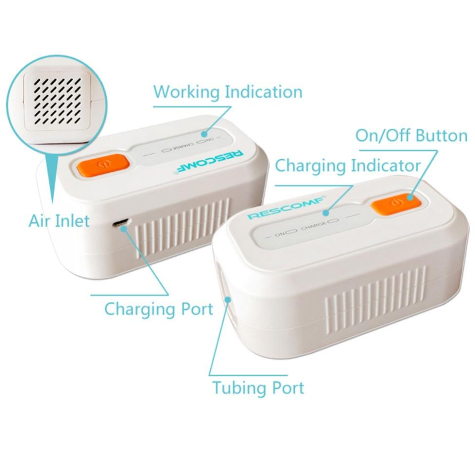 CPAP Cleaner and Sanitizer