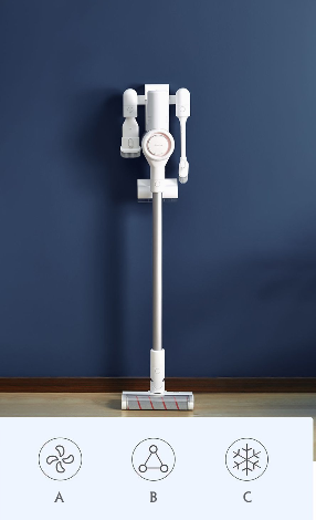 Cordless Vacuum Cleaner -  Portable Dust Collector