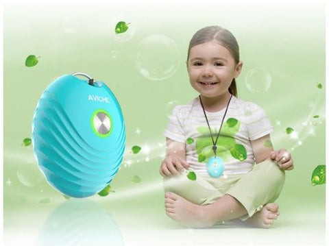 Necklace Air Purifier - Negative Ion Generator