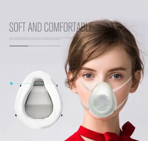 Electric Anti-Bacterial Mask