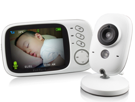 Baby security digital monitor