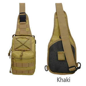 Outdoor Tactical Waist Backpack