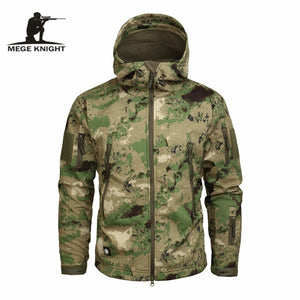 Men's Military Hunting Camouflage Jacket