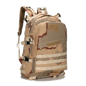 Outdoor Tactical Backpack - Hiking Bag