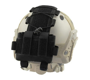 Tactical Helmet Battery Pouch