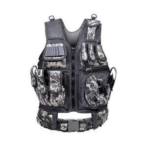 Tactical Military Vest Combat Armor