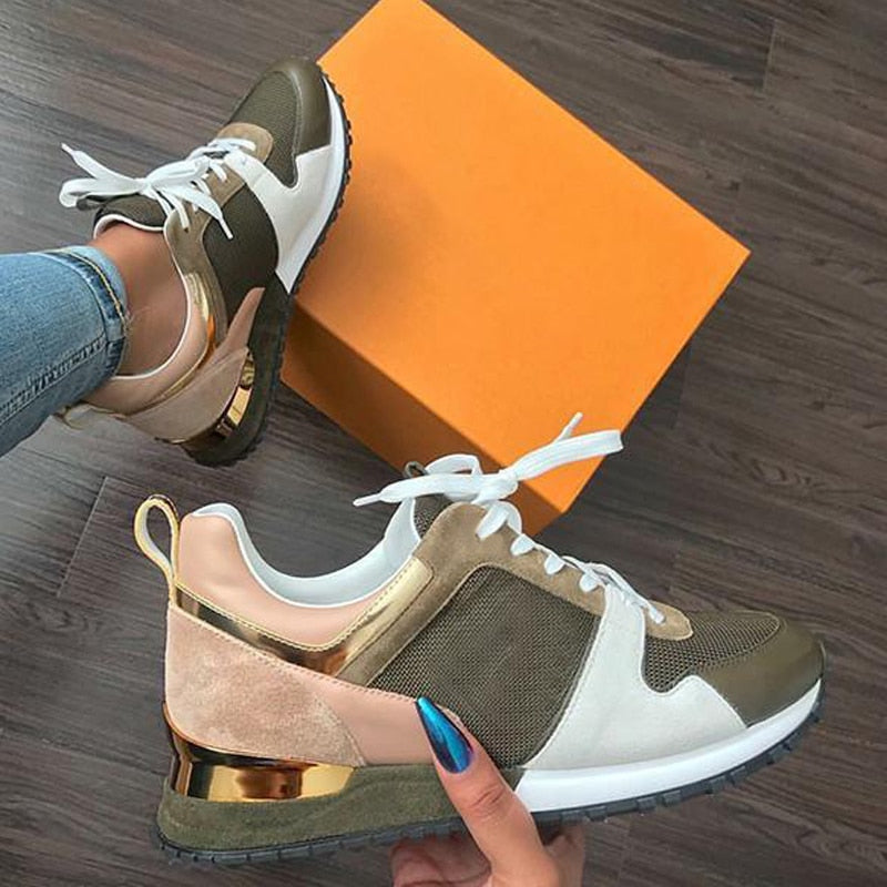 Women's Trend Fashion Sneakers