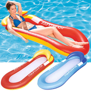 Single Beach Pool Swimming Air Mattress Summer Inflatable  Floater