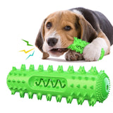 Dog Molar Toothbrush Toys - Chew Cleaning Teeth Elasticity Soft Puppy Dental Care