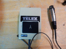 Load image into Gallery viewer, Telex FMR-2 True Diversity Wireless Microphone Receiver 169.505 MHz + Micophone
